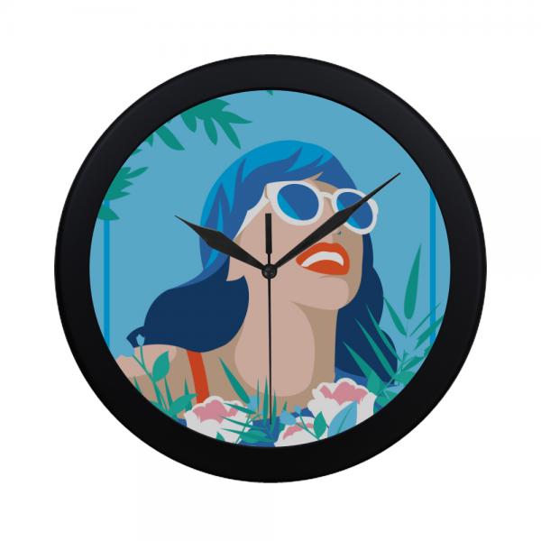 Summer Special Elegant Wall Clock