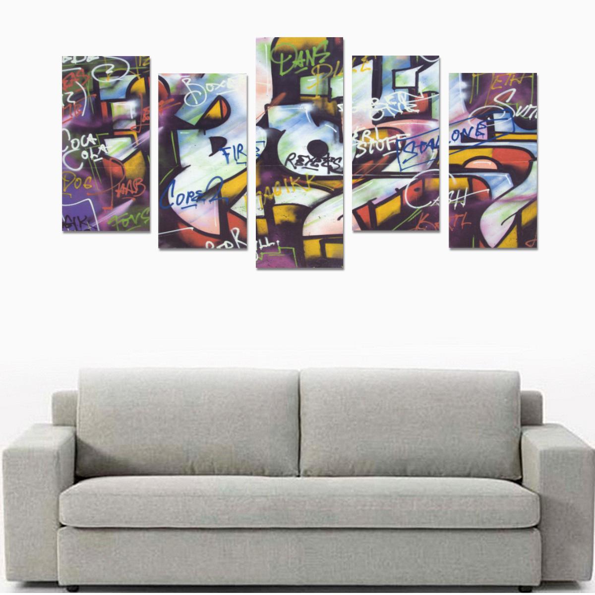 Graceful Design Canvas Wall Art