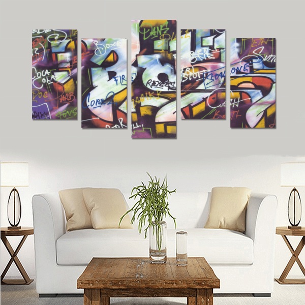 Imagination Design Canvas Wall Art