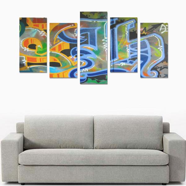 Classy Design Canvas Wall Art