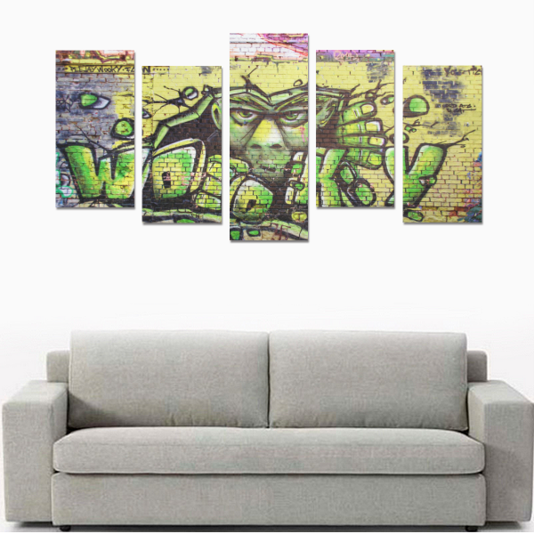 Classic Canvas Wall Art