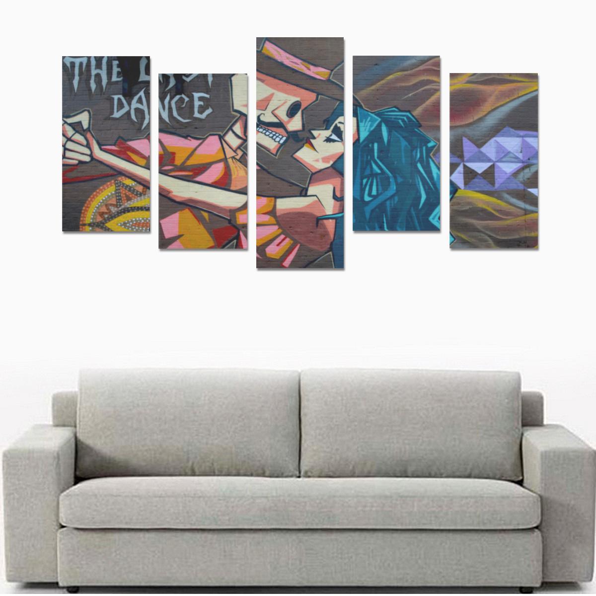 Ghost Dance Canvas Wall Art