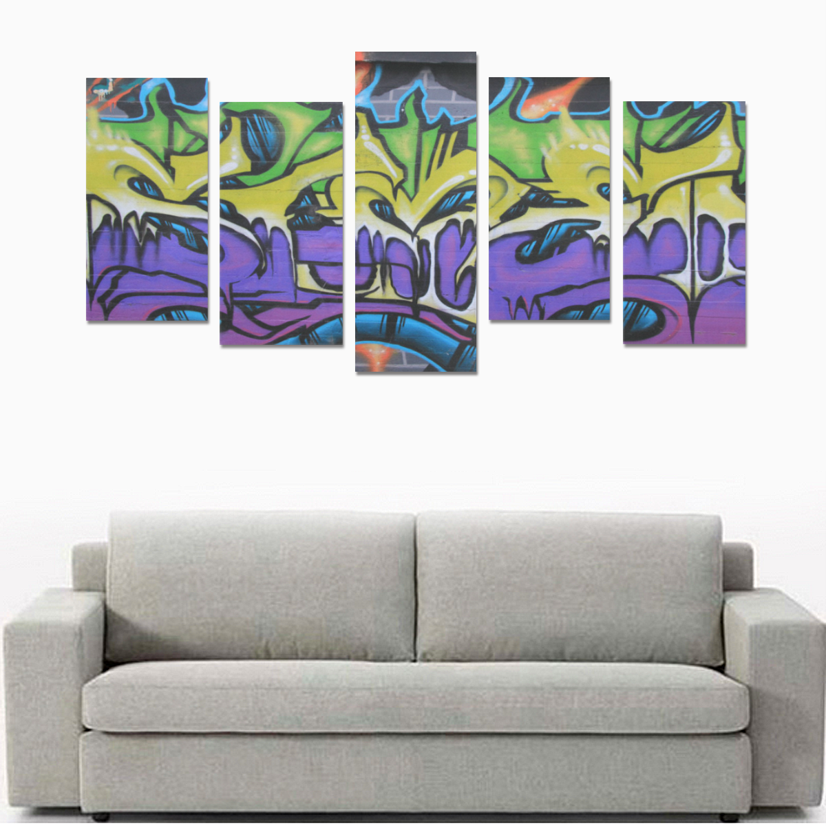Exclusive Canvas Wall Art