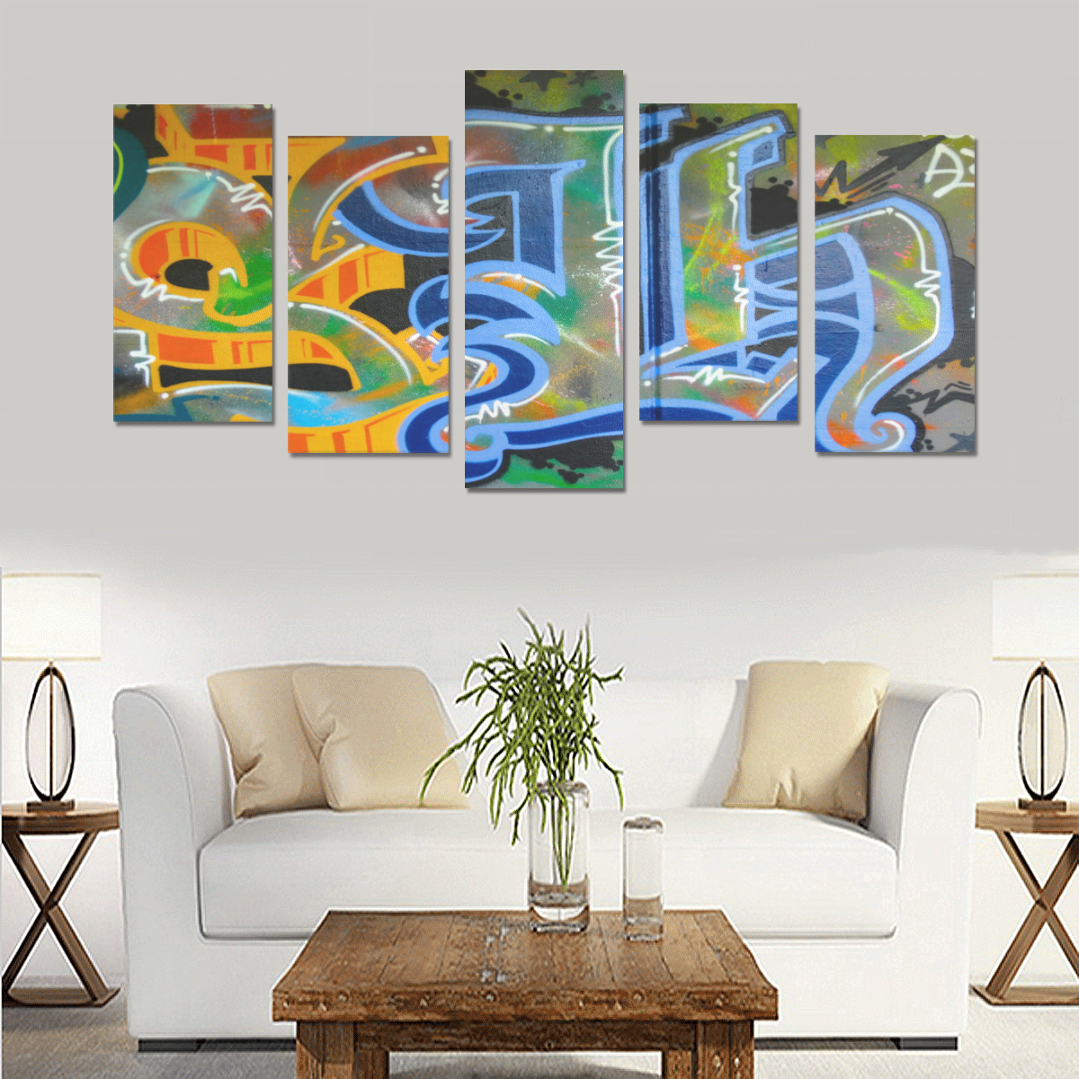Stunning Painting Canvas Wall Art