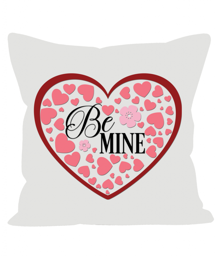 Sofa Cushions For Valentine Lover