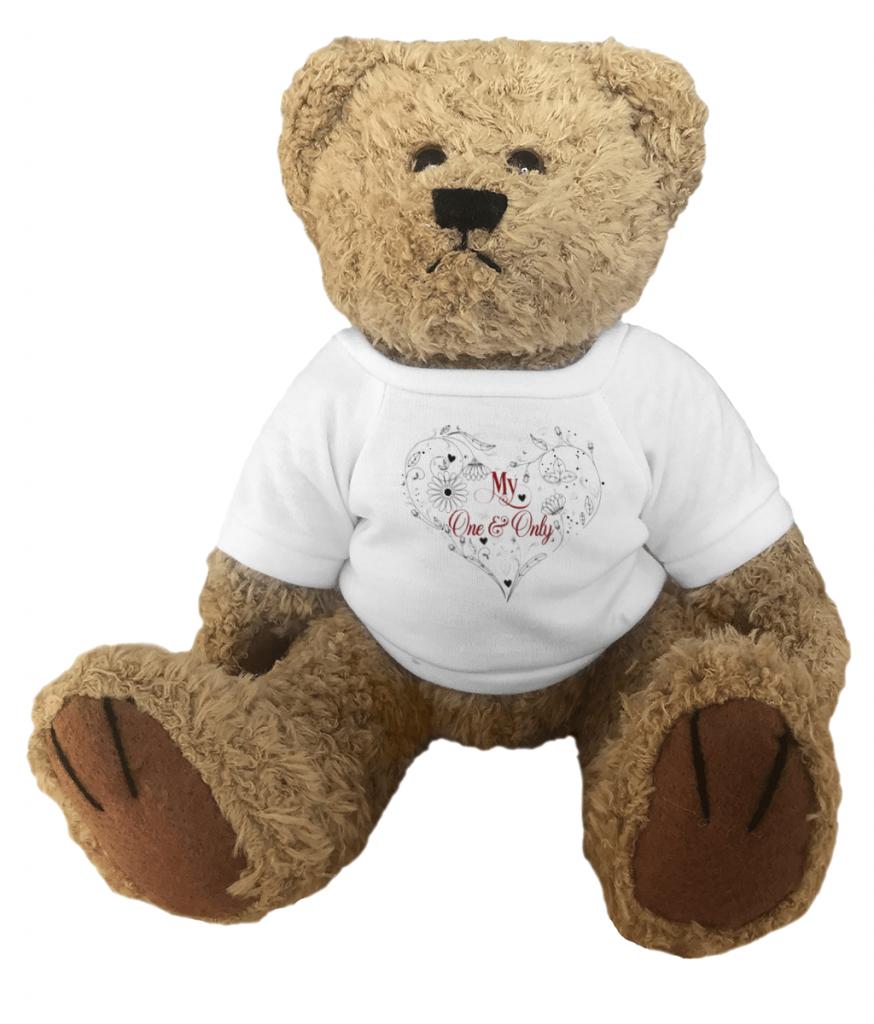 My One & Only Teddy Bear