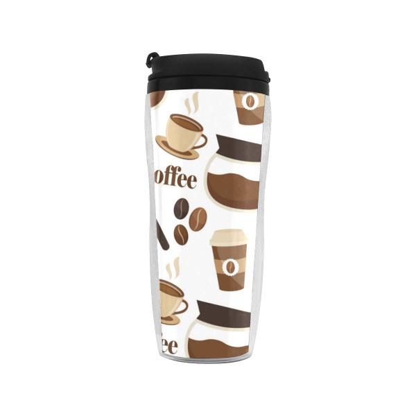 Stylish Reusable Coffee Cup