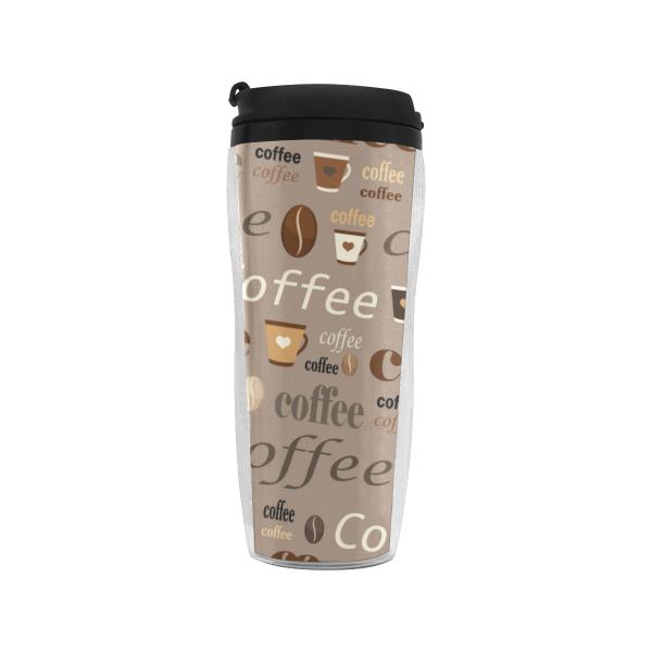 Trendy Design Reusable Coffee Cup