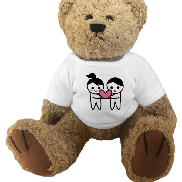 Teddy Bear Valentine Love